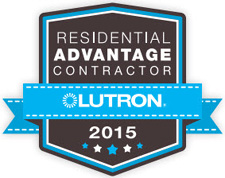 Lutron Residental Advantage Contractor