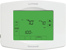 Lutron Thermostat